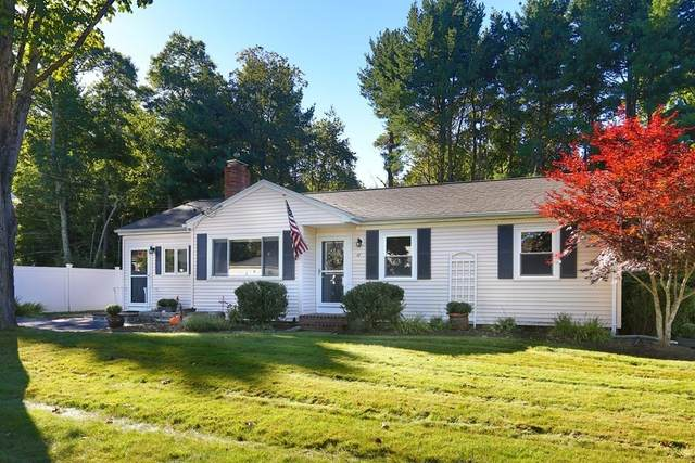 12 Miller Rd, Easton, MA 02356 (MLS #72907474) :: Dot Collection at Access
