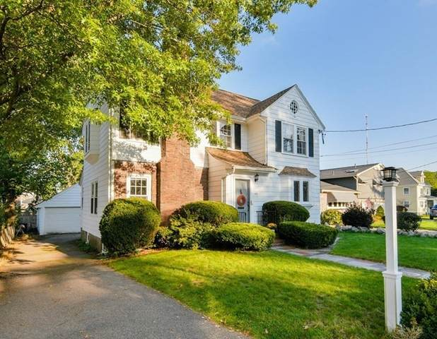 401 Pleasant St, Milton, MA 02186 (MLS #72907476) :: Dot Collection at Access
