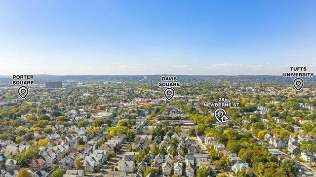 28 Newberne Street #5, Somerville, MA 02144 (MLS #72907491) :: Dot Collection at Access
