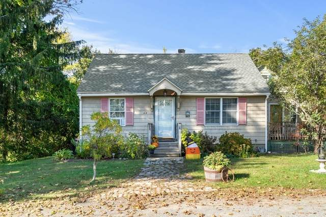 1414 Andover St, Tewksbury, MA 01876 (MLS #72907523) :: Dot Collection at Access