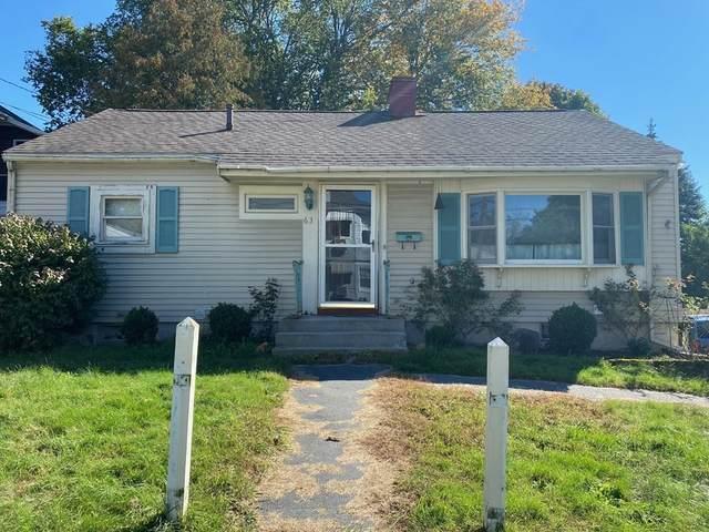 63 Kenwood Rd, Methuen, MA 01844 (MLS #72907581) :: Zack Harwood Real Estate | Berkshire Hathaway HomeServices Warren Residential