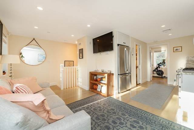 69 Cottage St #1, Boston, MA 02128 (MLS #72907685) :: DNA Realty Group