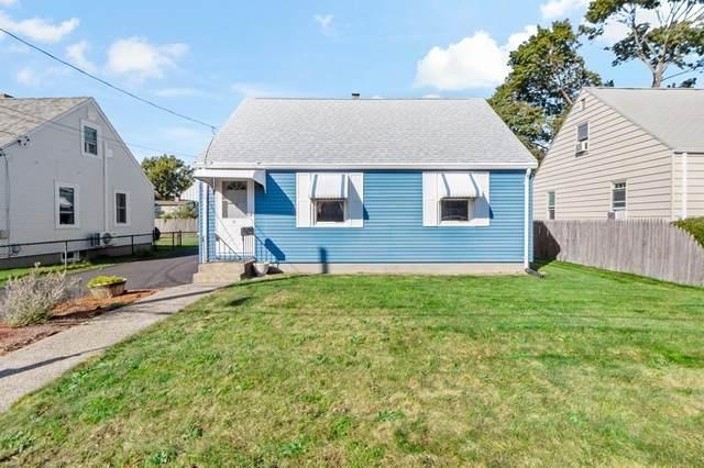 22 Wasaga Rd, Pawtucket, RI 02861 (MLS #72907733) :: The Smart Home Buying Team