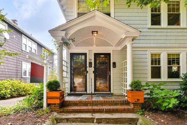 38 Guernsey St #1, Boston, MA 02131 (MLS #72907769) :: The Smart Home Buying Team