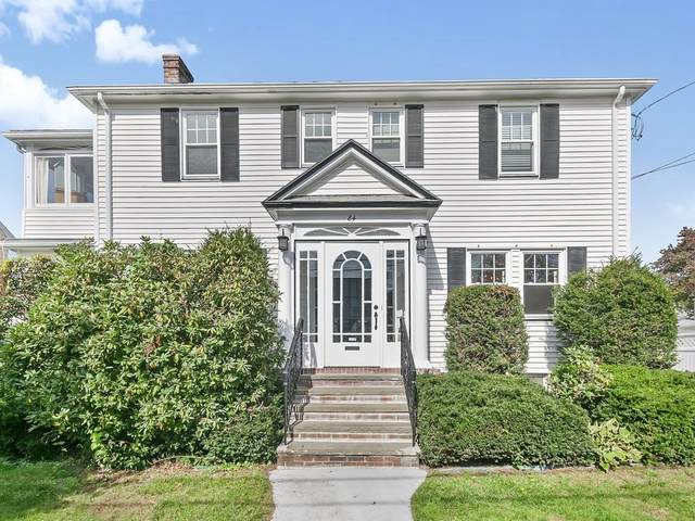 84 Whittier Road, Medford, MA 02155 (MLS #72907795) :: The Smart Home Buying Team