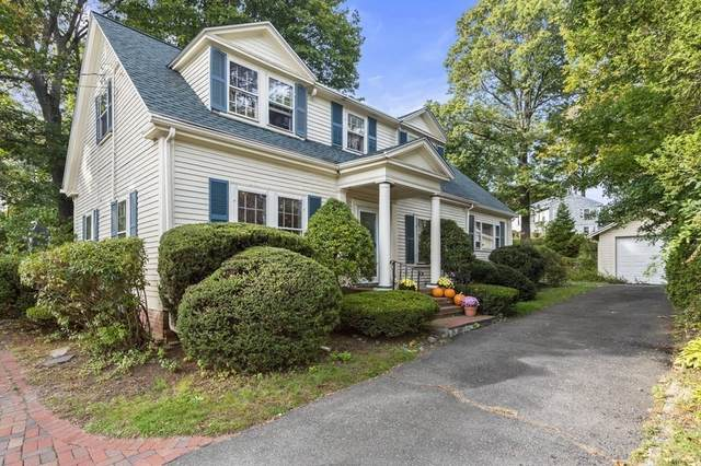 370 Adams St, Milton, MA 02186 (MLS #72907820) :: Dot Collection at Access