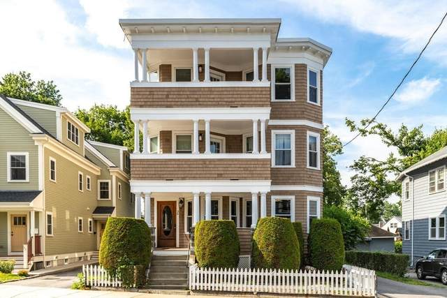 36 Neponset Ave #2, Boston, MA 02131 (MLS #72907836) :: DNA Realty Group