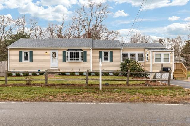 34 Canton St, Easton, MA 02356 (MLS #72907877) :: Dot Collection at Access