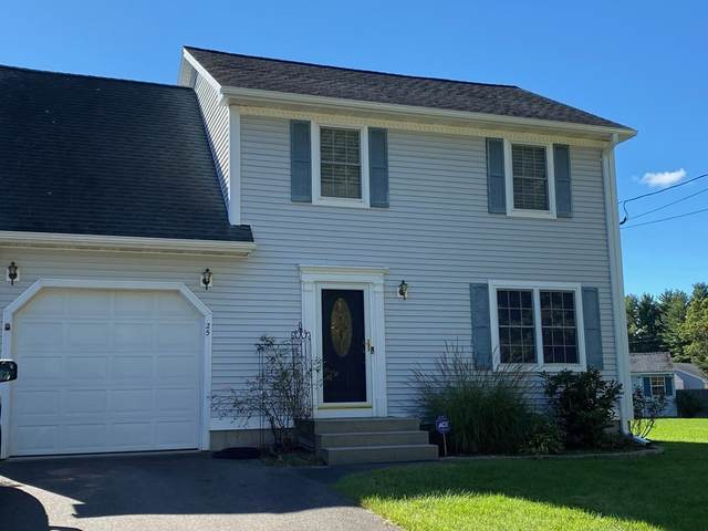 25 Montauk Rd, Chicopee, MA 01013 (MLS #72907912) :: NRG Real Estate Services, Inc.