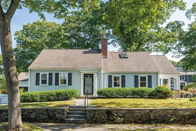 32 Hickory Cliff Rd, Newton, MA 02464 (MLS #72907937) :: Trust Realty One