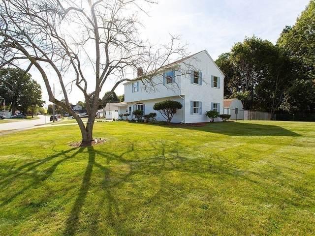 58 Sherwood Ave, Danvers, MA 01923 (MLS #72907947) :: Boylston Realty Group