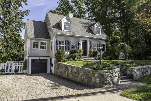 5 Alhambra Rd, Wellesley, MA 02481 (MLS #72907950) :: Trust Realty One