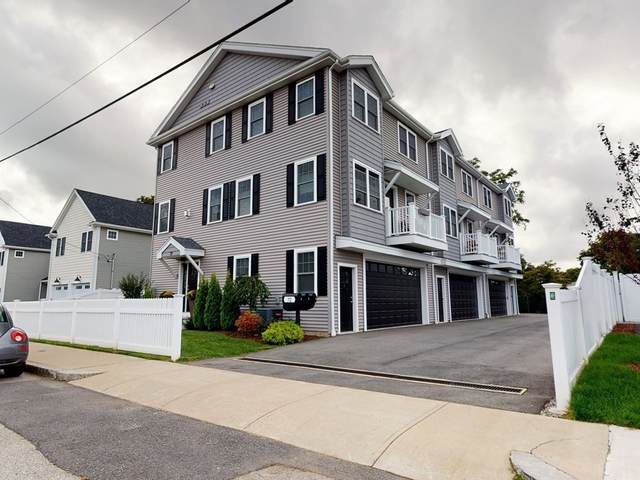 72 Central Street #1, Waltham, MA 02453 (MLS #72908015) :: Trust Realty One