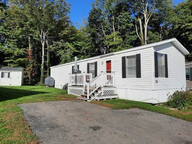 18 Maple #30, Pepperell, MA 01463 (MLS #72908050) :: Parrott Realty Group