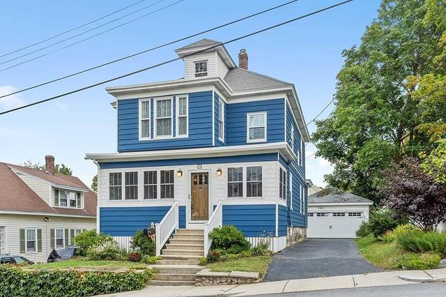 11 Cascade Ave, Lowell, MA 01851 (MLS #72908061) :: Home And Key Real Estate