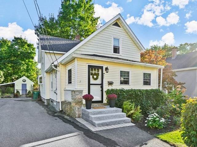 27 Columbia St, North Attleboro, MA 02760 (MLS #72908124) :: Anytime Realty