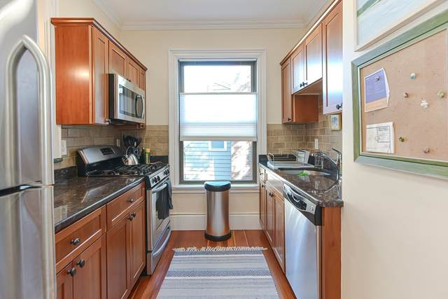 22 Park St #3, Newton, MA 02458 (MLS #72908128) :: Dot Collection at Access