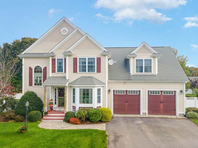 10 Jennifer Leigh Dr, Attleboro, MA 02703 (MLS #72908129) :: Dot Collection at Access