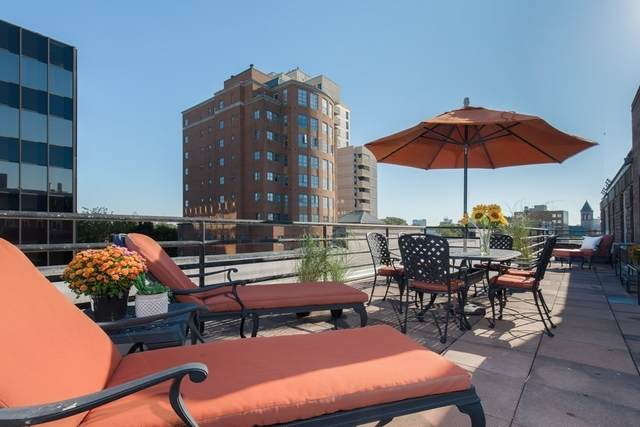 950 Massachusetts Ave #616, Cambridge, MA 02139 (MLS #72908133) :: Dot Collection at Access