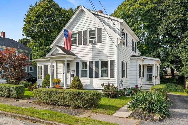 130 Hawthorne St, Weymouth, MA 02189 (MLS #72908155) :: The Smart Home Buying Team