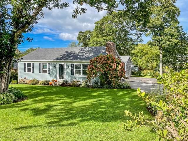 20 Tabor Rd, Sandwich, MA 02644 (MLS #72908161) :: Cape Cod and Islands Beach Properties