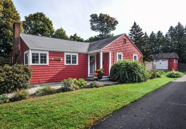 119 Granite Pl, Milton, MA 02186 (MLS #72908171) :: Dot Collection at Access