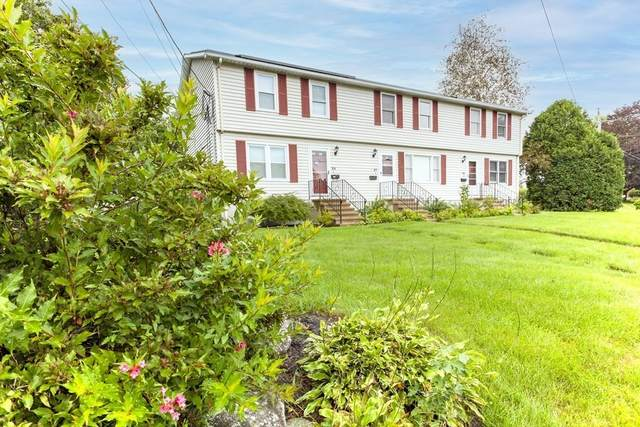 27 Greystone Ave #27, Webster, MA 01570 (MLS #72908229) :: Anytime Realty