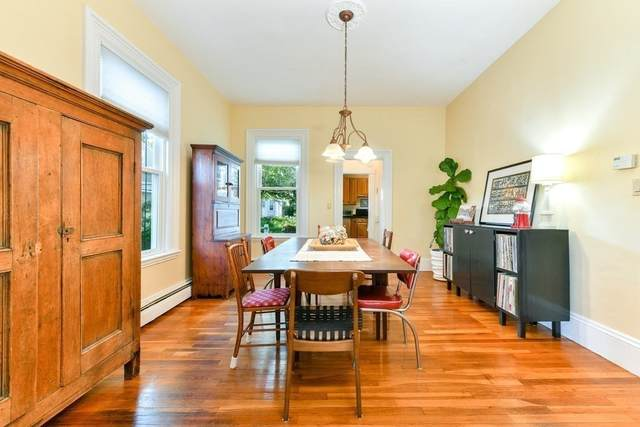41 Amherst St #41, Boston, MA 02131 (MLS #72908239) :: The Smart Home Buying Team