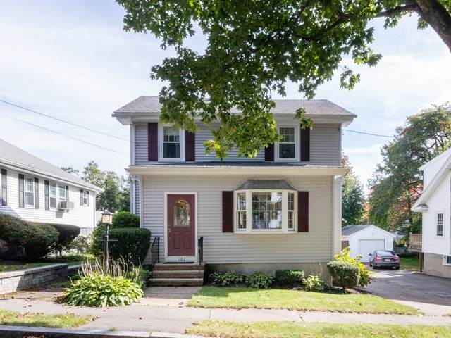 182 Elliot Ave, Quincy, MA 02171 (MLS #72908287) :: Trust Realty One