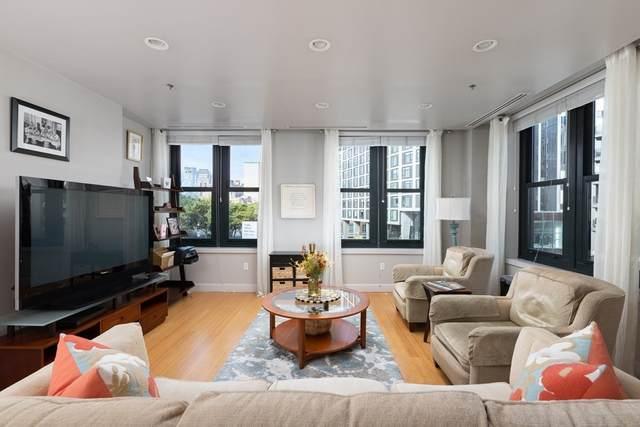 9 W Broadway #400, Boston, MA 02127 (MLS #72908309) :: Chart House Realtors