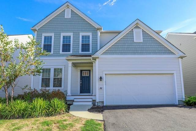 207 Stonehaven Drive, Weymouth, MA 02190 (MLS #72908343) :: Conway Cityside