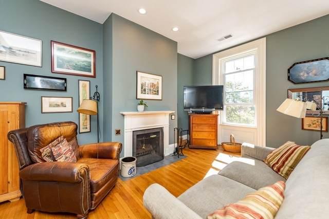 33 High St #2, Boston, MA 02129 (MLS #72908345) :: Zack Harwood Real Estate   Berkshire Hathaway HomeServices Warren Residential