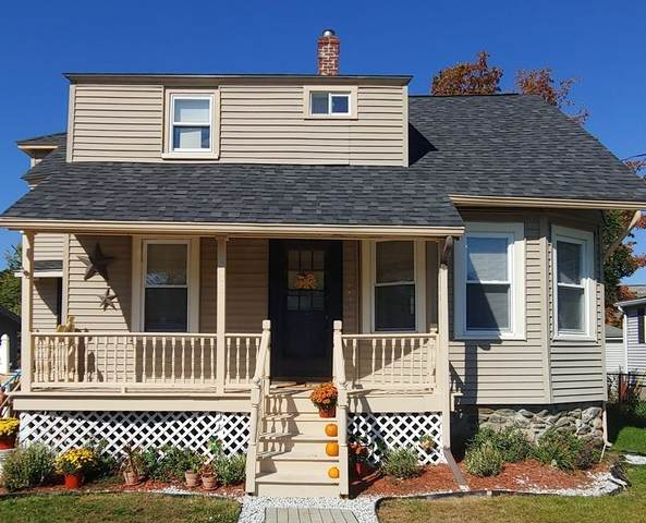 103 Lowell Ave, Haverhill, MA 01832 (MLS #72908353) :: EXIT Realty