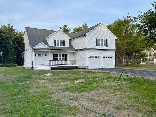 Lot 2 Gifford Ave, Dartmouth, MA 02747 (MLS #72908363) :: Rose Homes | LAER Realty Partners