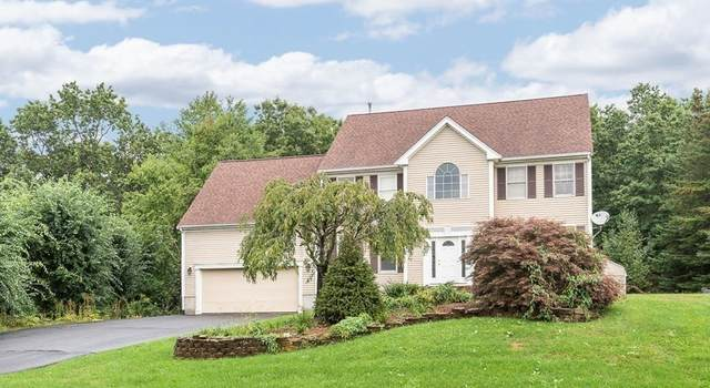 51 Cannon Ball Rd, Sharon, MA 02067 (MLS #72908406) :: The Smart Home Buying Team