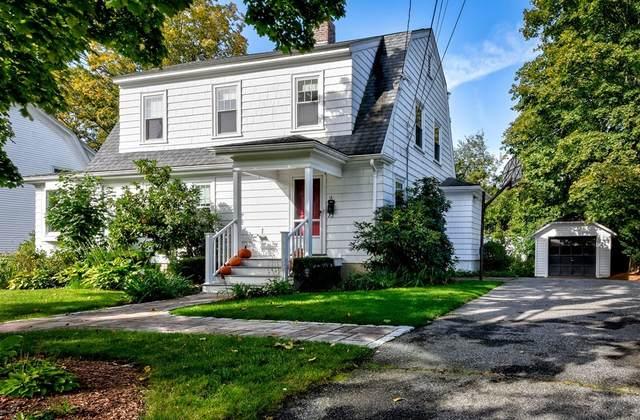 18 Robertson Road, Framingham, MA 01702 (MLS #72908453) :: EXIT Realty