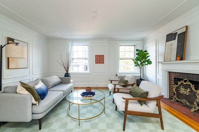 97 Mount Vernon St #53, Boston, MA 02108 (MLS #72908502) :: Welchman Real Estate Group