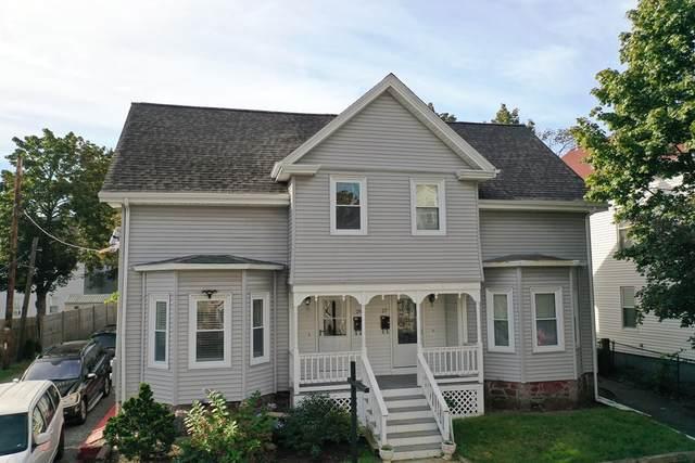 29 Pearl Street #29, Attleboro, MA 02703 (MLS #72908513) :: Alex Parmenidez Group