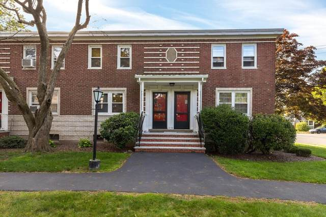 64 Newman Rd #64, Malden, MA 02148 (MLS #72908556) :: Trust Realty One