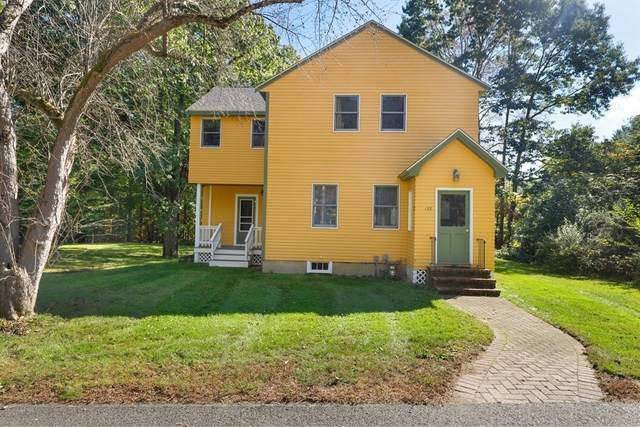 122 Pepperell Rd, Groton, MA 01450 (MLS #72908589) :: EXIT Realty
