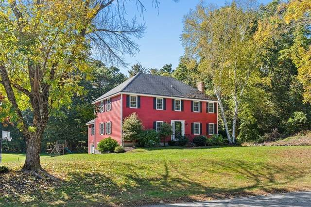 48 Windsor Ln, North Andover, MA 01845 (MLS #72908649) :: EXIT Realty
