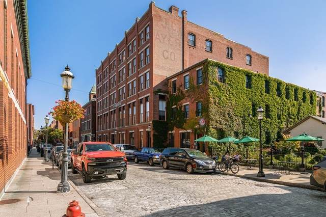 172 Middle St #305, Lowell, MA 01852 (MLS #72908659) :: Dot Collection at Access
