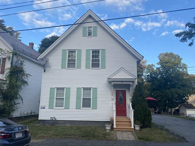 28 Lawrence St., Fitchburg, MA 01453 (MLS #72908672) :: Re/Max Patriot Realty