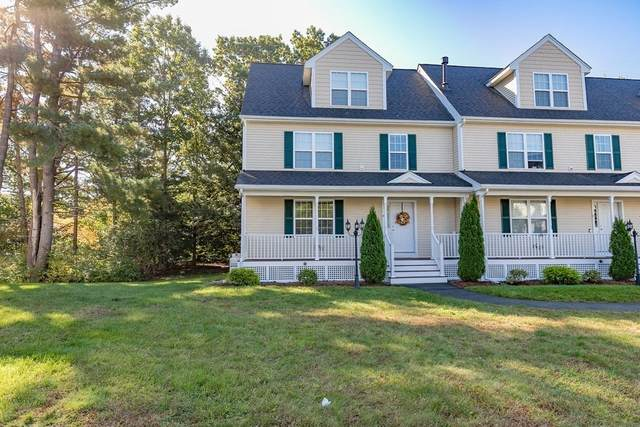 15 Hampshire Rd 5D, Methuen, MA 01844 (MLS #72908681) :: EXIT Realty