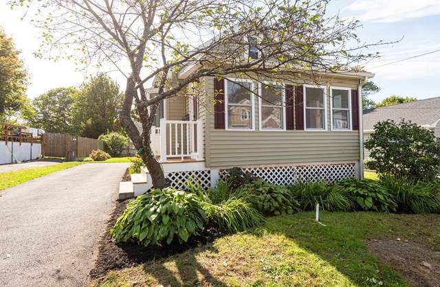 12 Garfield Ave, Beverly, MA 01915 (MLS #72908684) :: EXIT Realty