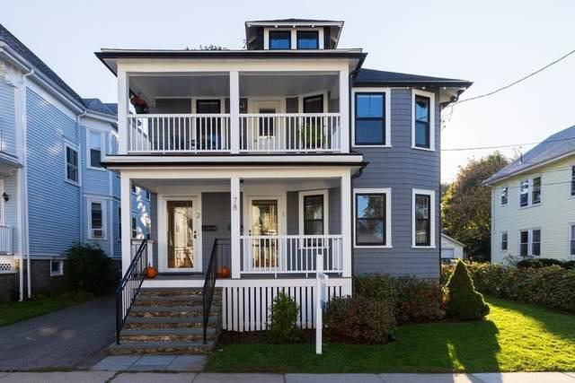 78 Hewlett Street #2, Boston, MA 02131 (MLS #72908755) :: Alex Parmenidez Group