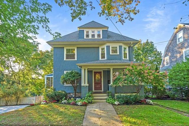 157 Highland Ave, Winchester, MA 01890 (MLS #72908778) :: Dot Collection at Access