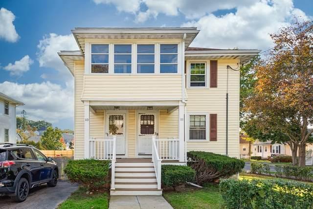 111-113 Pine Street, Quincy, MA 02170 (MLS #72908802) :: Boylston Realty Group