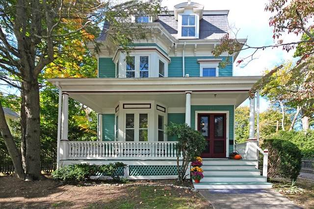 43/45 Floral St, Newton, MA 02461 (MLS #72908816) :: Trust Realty One