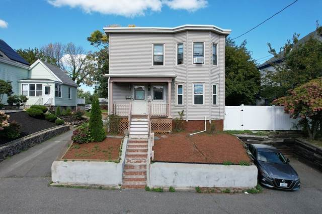 213 Mountain Ave #213, Revere, MA 02151 (MLS #72908825) :: EXIT Realty